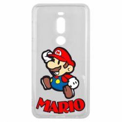 Чехол для Meizu V8 Pro Супер Марио - FatLine