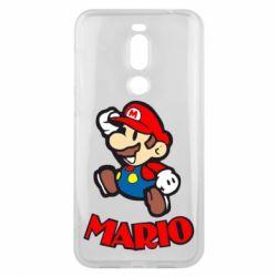 Чехол для Meizu X8 Супер Марио - FatLine