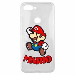 Чехол для Xiaomi Mi8 Lite Супер Марио - FatLine