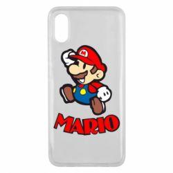 Чехол для Xiaomi Mi8 Pro Супер Марио - FatLine