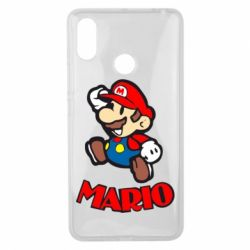Чехол для Xiaomi Mi Max 3 Супер Марио - FatLine