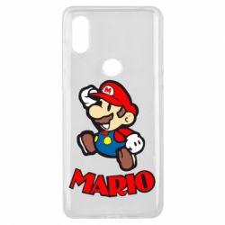 Чехол для Xiaomi Mi Mix 3 Супер Марио - FatLine