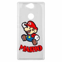 Чехол для Sony Xperia XA2 Plus Супер Марио - FatLine