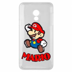 Чехол для Meizu 15 Lite Супер Марио - FatLine