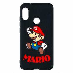 Чехол для Mi A2 Lite Супер Марио - FatLine