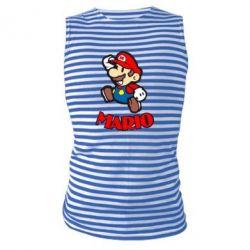 Майка-тельняшка Супер Марио