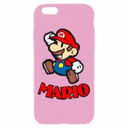 Чехол для iPhone 6/6S Супер Марио - FatLine