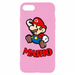 Чехол для iPhone 7 Супер Марио - FatLine