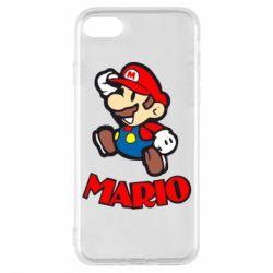 Чехол для iPhone 8 Супер Марио - FatLine