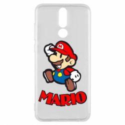 Чехол для Huawei Mate 10 Lite Супер Марио - FatLine