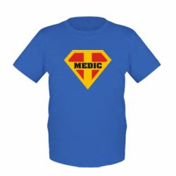 Дитяча футболка Super Medic