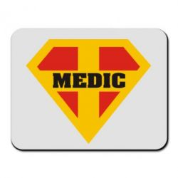 Килимок для миші Super Medic