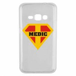 Чохол для Samsung J1 2016 Super Medic
