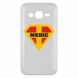 Чохол для Samsung J2 2015 Super Medic