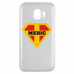 Чохол для Samsung J2 2018 Super Medic