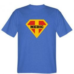 Мужская футболка Super Medic - FatLine