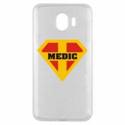 Чохол для Samsung J4 Super Medic