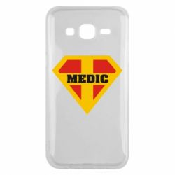 Чохол для Samsung J5 2015 Super Medic
