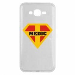 Чохол для Samsung J7 2015 Super Medic