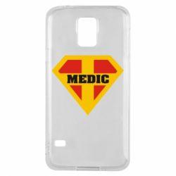 Чохол для Samsung S5 Super Medic