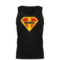 Мужская майка Super Medic - FatLine