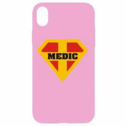 Чохол для iPhone XR Super Medic