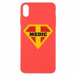 Чохол для iPhone Xs Max Super Medic