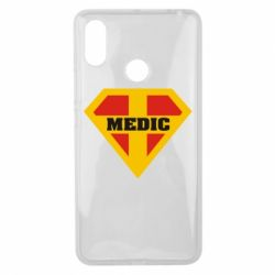 Чохол для Xiaomi Mi Max 3 Super Medic