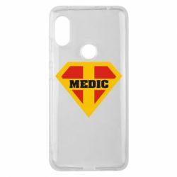 Чохол для Xiaomi Redmi Note Pro 6 Super Medic