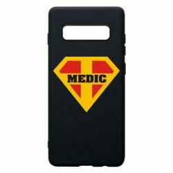 Чохол для Samsung S10+ Super Medic