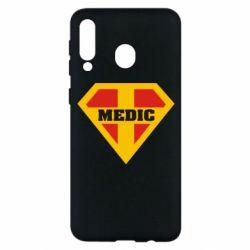 Чохол для Samsung M30 Super Medic
