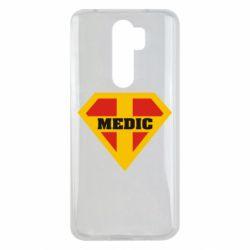 Чохол для Xiaomi Redmi Note 8 Pro Super Medic