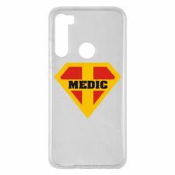 Чохол для Xiaomi Redmi Note 8 Super Medic
