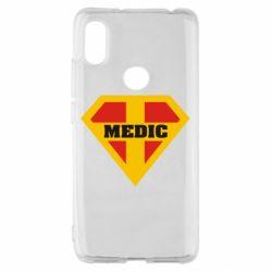 Чохол для Xiaomi Redmi S2 Super Medic