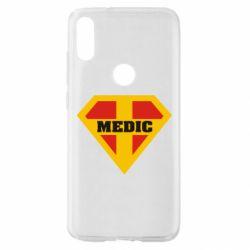 Чохол для Xiaomi Mi Play Super Medic