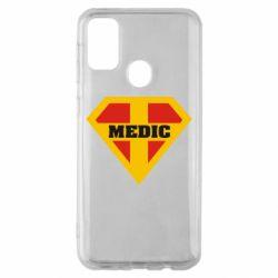 Чохол для Samsung M30s Super Medic