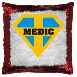 Подушка-хамелеон Super Medic
