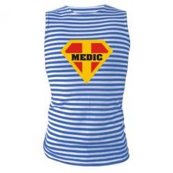 Майка-тільняшка Super Medic