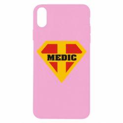 Чохол для iPhone X/Xs Super Medic