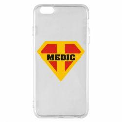 Чохол для iPhone 6 Plus/6S Plus Super Medic