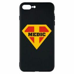Чохол для iPhone 8 Plus Super Medic