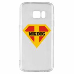 Чохол для Samsung S7 Super Medic