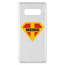 Чохол для Samsung Note 8 Super Medic
