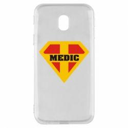 Чохол для Samsung J3 2017 Super Medic