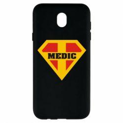Чохол для Samsung J7 2017 Super Medic