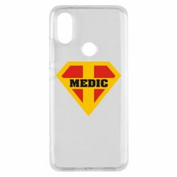 Чохол для Xiaomi Mi A2 Super Medic