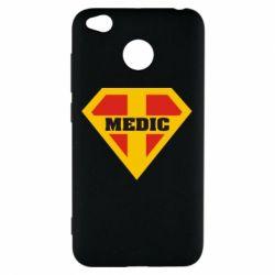 Чохол для Xiaomi Redmi 4x Super Medic