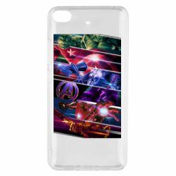 Чехол для Xiaomi Mi 5s Super power avengers