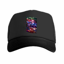 Кепка-тракер Super power avengers