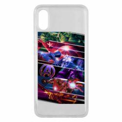 Чехол для Xiaomi Mi8 Pro Super power avengers